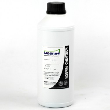 Чернила MOORIM UltraChrome К3, HDR, XD PIGMENT (1 KG) MATTE BLACK для Epson Pro 4880, 7880, 7700, 7890, 9700, 9890, SureColor SC-T3000, T3200, T5000, T5200, T7000, T7200