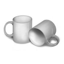 Кружка для сублимации серебро