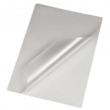 Плёнка для ламинирования А4 (216х303мм) глянцевая 100 микрон 100л.