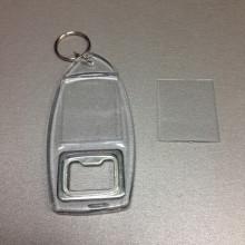 Брелок на ключи с открывалкой