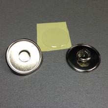 Значок 23 мм металлический