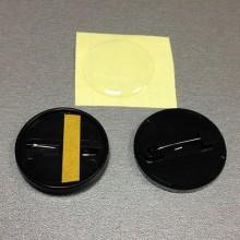 Значок 27 мм пластиковый